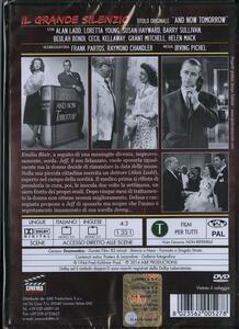 Il grande silenzio di Irving Pichel - DVD - 2