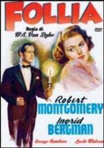 Follia di Woody Van Dyke - DVD