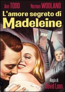 L' amore segreto di Madeleine di David Lean - DVD