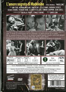 L' amore segreto di Madeleine di David Lean - DVD - 2