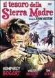 Cover Dvd Il tesoro della Sierra Madre