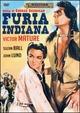 Cover Dvd Furia indiana
