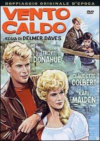 Cover Dvd Vento caldo (DVD)