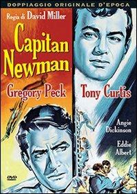 Cover Dvd Capitan Newman (DVD)