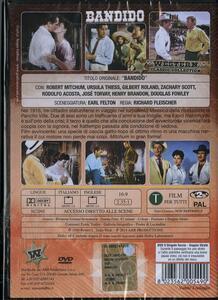 Bandido di Richard O. Fleischer - DVD - 2