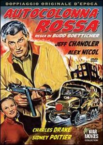L' autocolonna rossa di Budd Boetticher - DVD