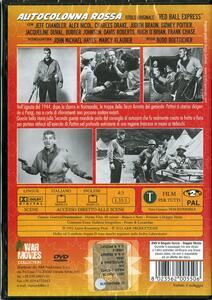 L' autocolonna rossa di Budd Boetticher - DVD - 2