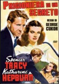 Cover Dvd Prigioniera di un segreto (DVD)