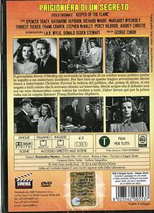 Prigioniera di un segreto di George Cukor - DVD - 2