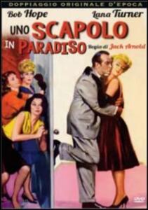 Uno scapolo in Paradiso di Jack Arnold - DVD