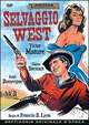 Cover Dvd Selvaggio west