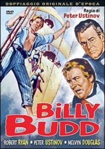 Billy Budd di Peter Ustinov - DVD