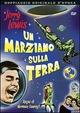 Cover Dvd DVD Un marziano sulla Terra