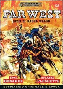 Far West di Raoul Walsh - DVD