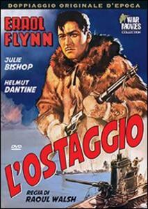 L' ostaggio di Raoul Walsh - DVD