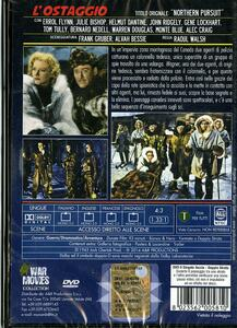 L' ostaggio di Raoul Walsh - DVD - 2