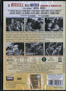 Il ribelle dell'Anatolia di Elia Kazan - DVD - 2