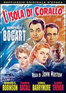 L' isola di corallo di John Huston - DVD