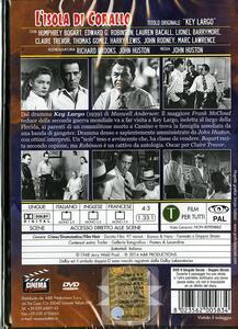 L' isola di corallo di John Huston - DVD - 2