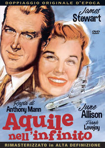 Aquile nell'Infinito di Anthony Mann - DVD