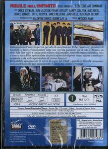 Aquile nell'Infinito di Anthony Mann - DVD - 2