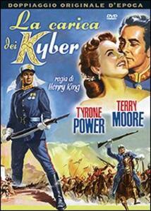 La carica dei Kyber di Henry King - DVD