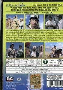 La carica dei Kyber di Henry King - DVD - 2