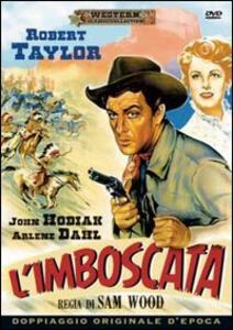 L' imboscata di Sam Wood - DVD