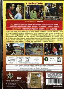 L' imboscata di Sam Wood - DVD - 2