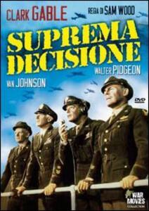 Suprema decisione di Sam Wood - DVD