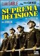 Cover Dvd DVD Suprema decisione