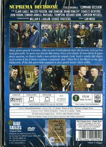 Suprema decisione di Sam Wood - DVD - 2
