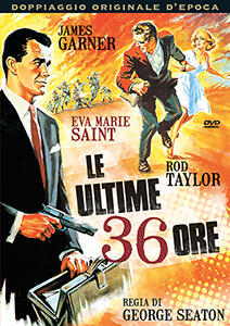 Le ultime 36 ore di George Seaton - DVD
