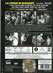 La croce di diamanti di Gordon Douglas - DVD - 2