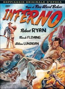 Inferno di Roy Ward Baker - DVD