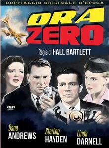 Ora zero di Hall Bartlett - DVD