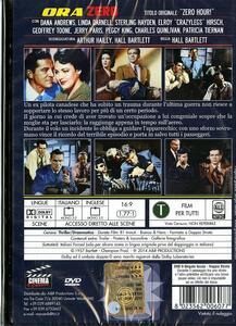 Ora zero di Hall Bartlett - DVD - 2