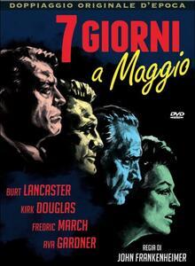 7 giorni a maggio di John Frankenheimer - DVD