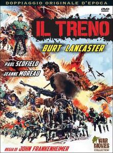Il treno di John Frankenheimer - DVD