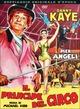 Cover Dvd DVD Il principe del circo