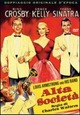 Cover Dvd DVD Alta società