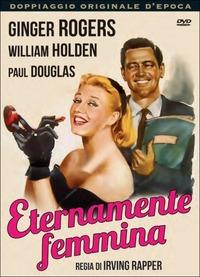Cover Dvd Eternamente femmina (DVD)