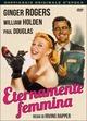 Cover Dvd Eternamente femmina