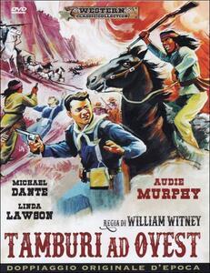 Tamburi ad Ovest di William Witney - DVD