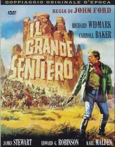 Il grande sentiero di John Ford - DVD