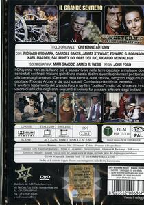 Il grande sentiero di John Ford - DVD - 2