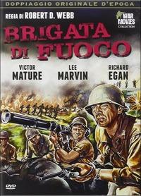 Locandina Brigata di fuoco