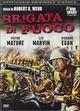 Cover Dvd Brigata di fuoco