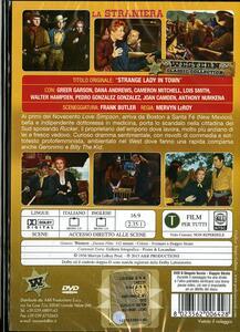 La straniera di Mervyn LeRoy - DVD - 2