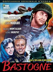 Bastogne di William Augustus Wellman - DVD